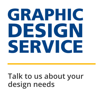 Graphic Design Service - Talk to us about your design needs